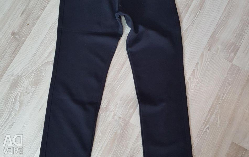 School trousers.