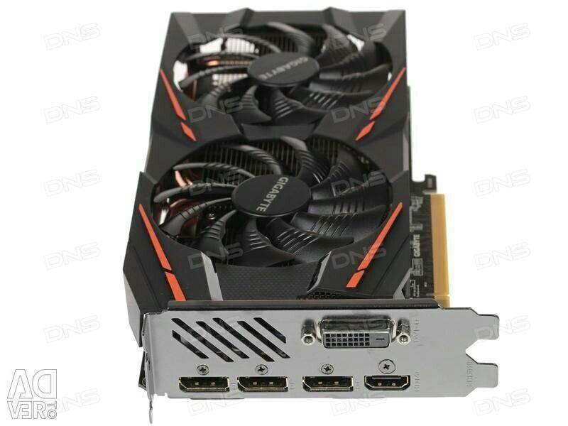 Gigabyte PCI-E GV-RX480G1 GAMING-8GD AM Ekran Kartı
