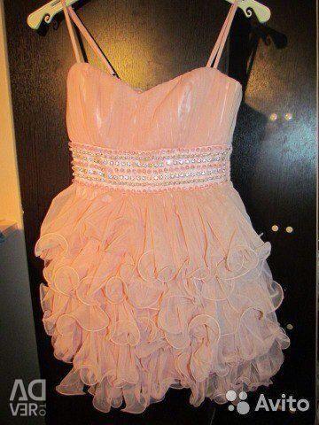 Mezuniyet partisi için elbise değişimi mümkündür