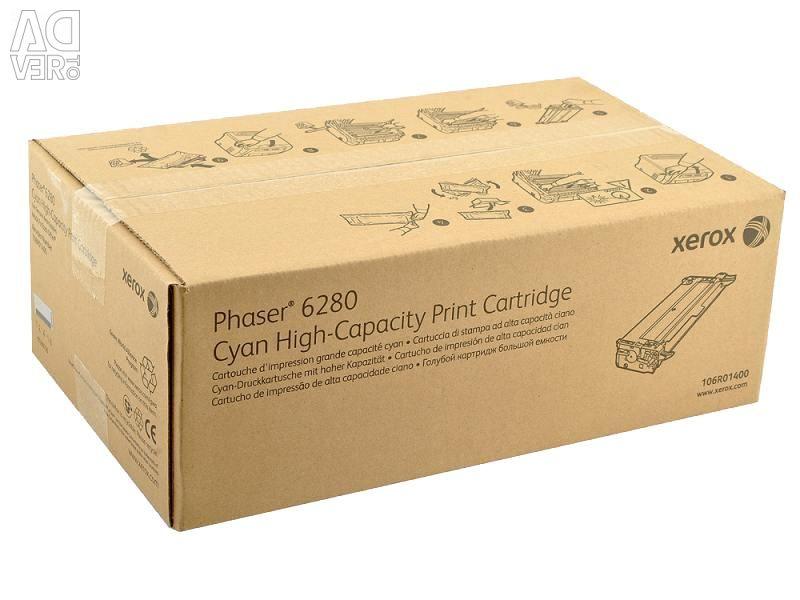 106R01400 Toner cartridge Phaser 6280 blue