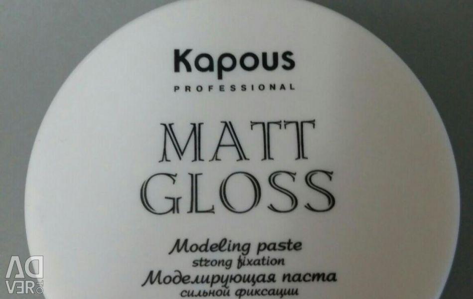 Моделююча паста Капус