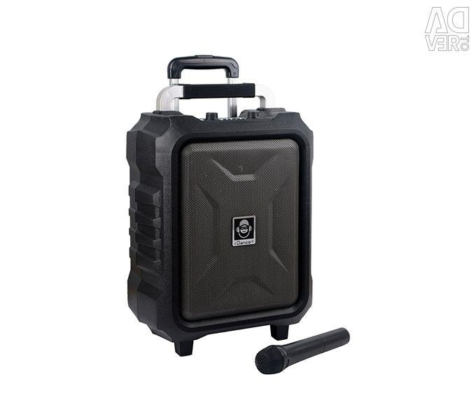IDance Bluetank 2 φορητό ηχείο USB / FM / Bluetoot