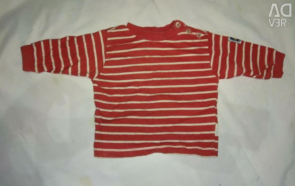 Tricou cu mânecă lungă