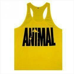 T-shirt Animal yellow