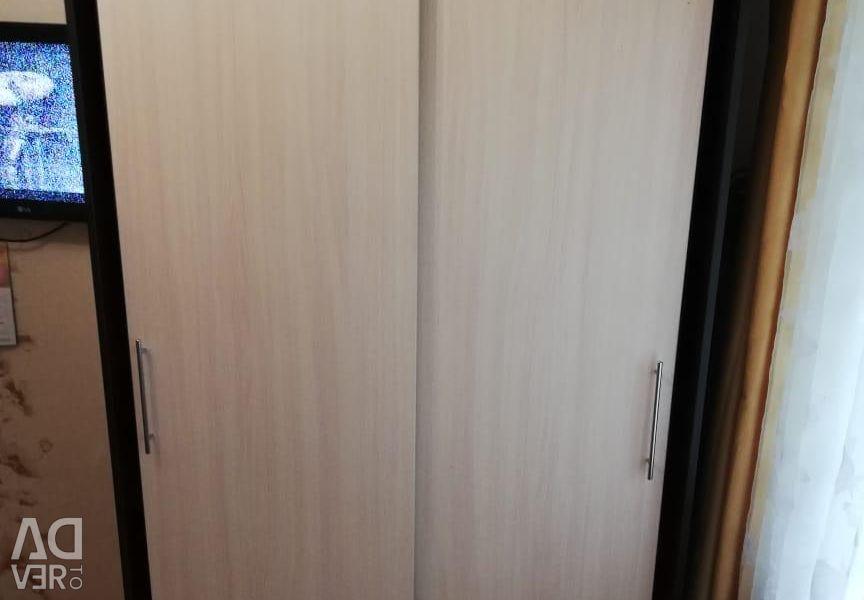 Sliding wardrobe 2 doors