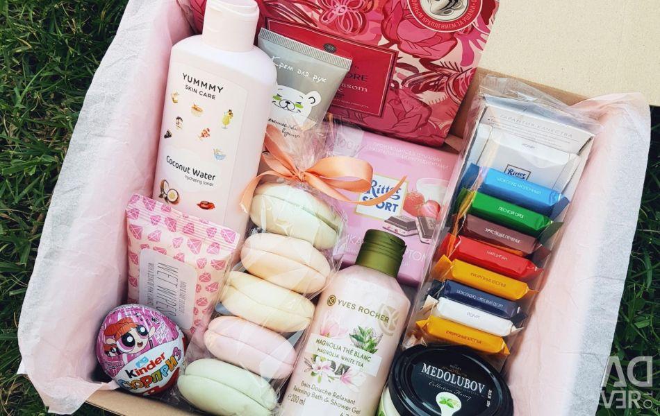 Gift set girl sister friend mom