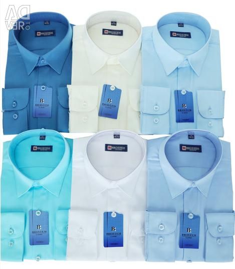 School shirts (different colors)