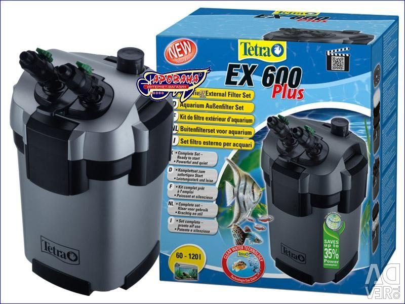 Almanya Tetraex600 Tetraex600plus aşı 200L