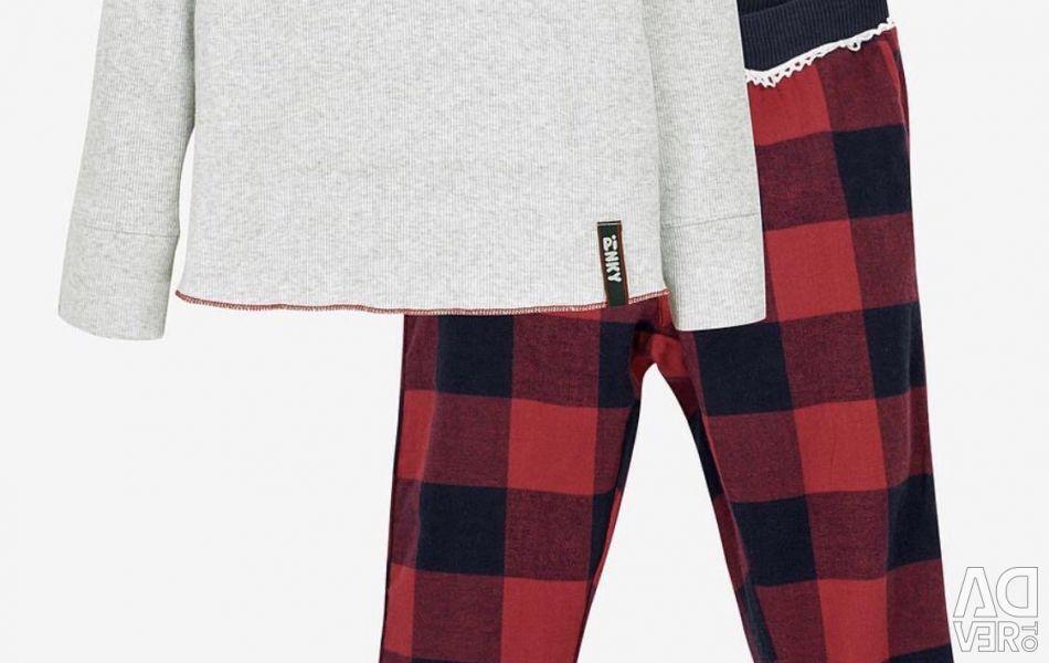 New pajamas 86+, 110+, 146+