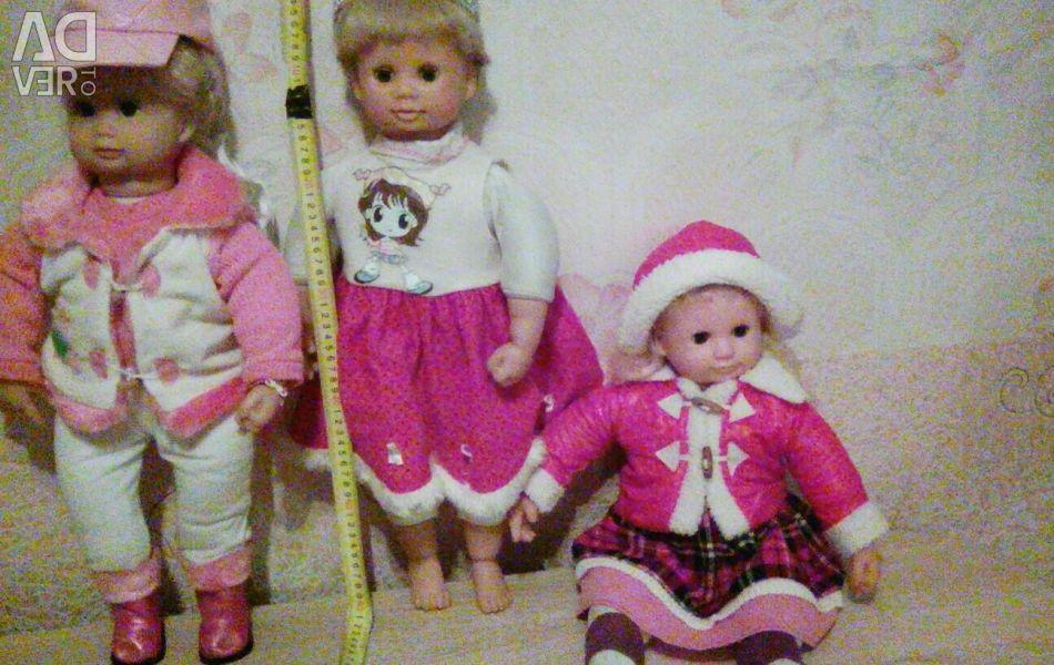 Διαδραστικές κούκλες
