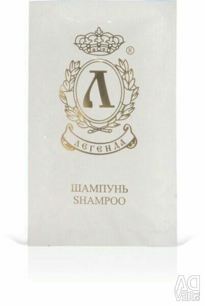 Șampoane de unică folosință pentru hoteluri
