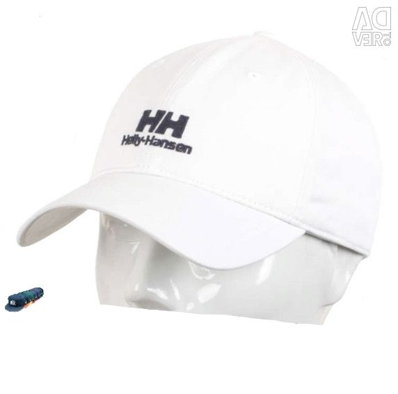 Helly Hansen Baseball Cap (White)