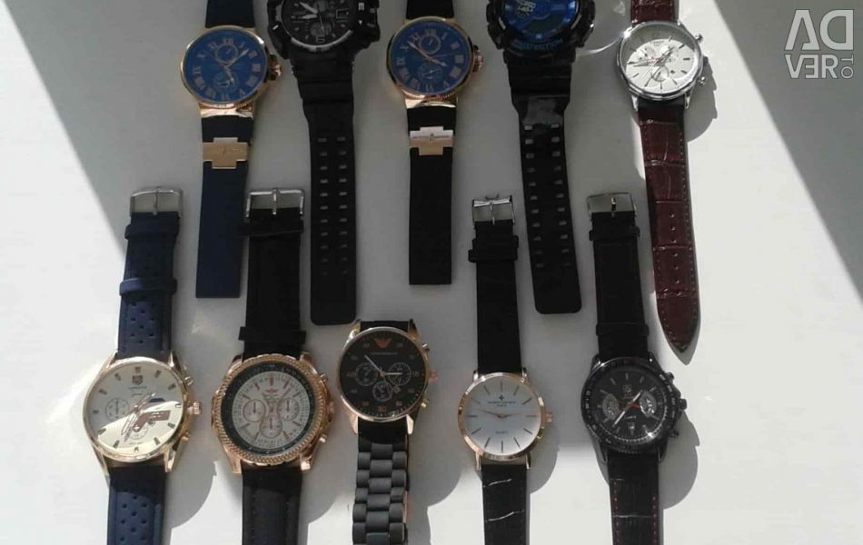 Wristwatches All new