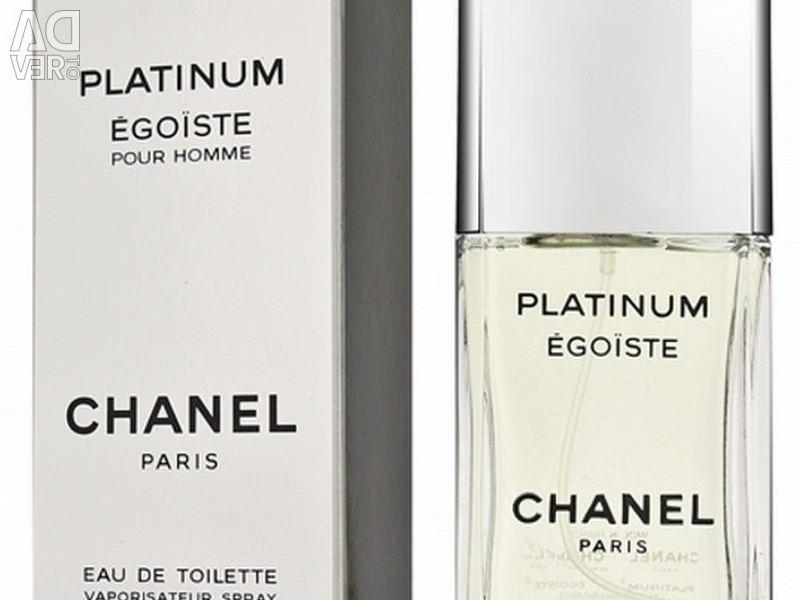 Ανδρικά αρώματα Chanel Egoiste Platinum