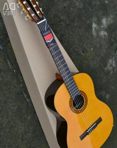 Classical guitar 4/4