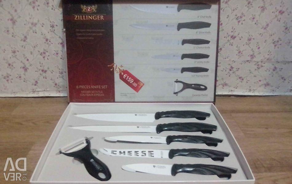 Branded knives
