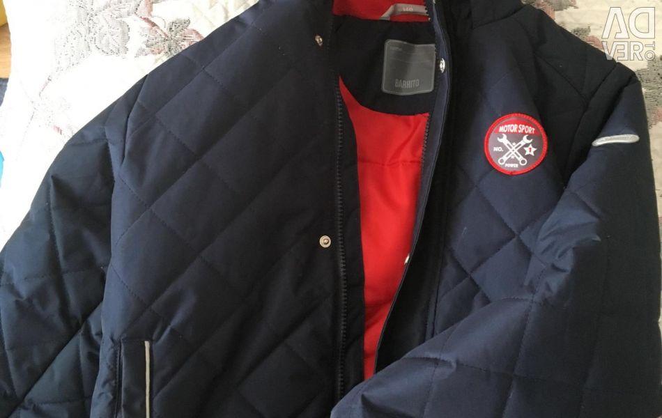Jacket winter size 146