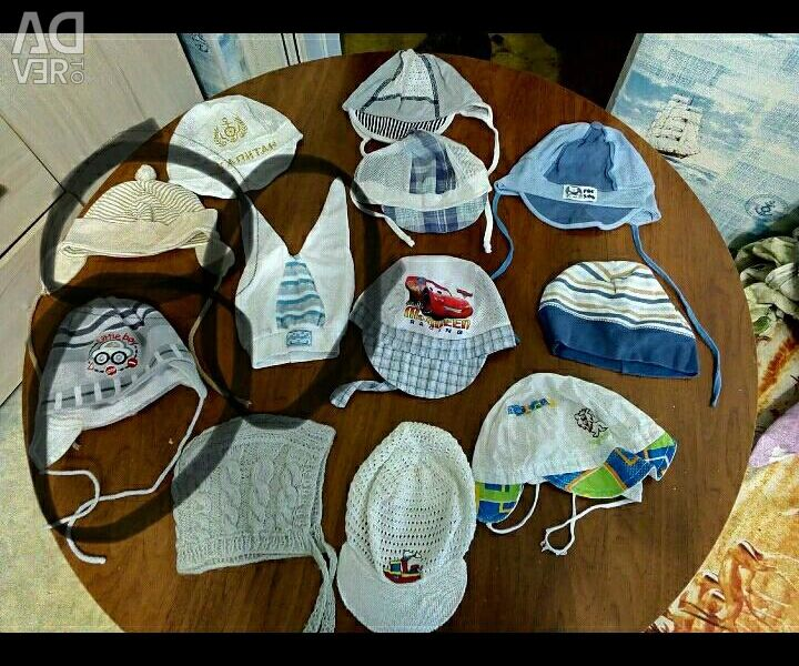 Çocuk şapkaları