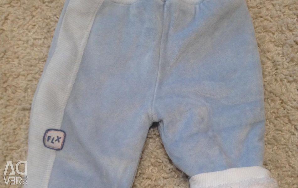 Pantaloni calzi noi