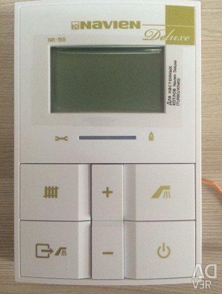 Navien nr 15s control panel 30012601C