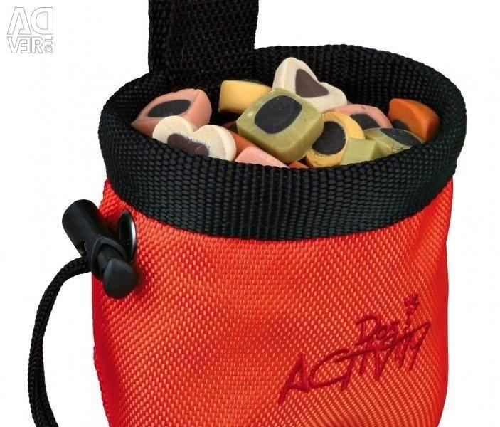 Τσάντα Trixie για τη θεραπεία Active Dog, 8 * 10cm