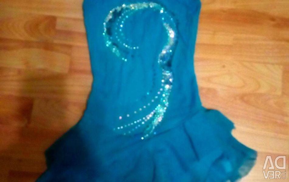Μαγιό με φούστα για χορό, πηγαίνετε πάμε, μισό χορό