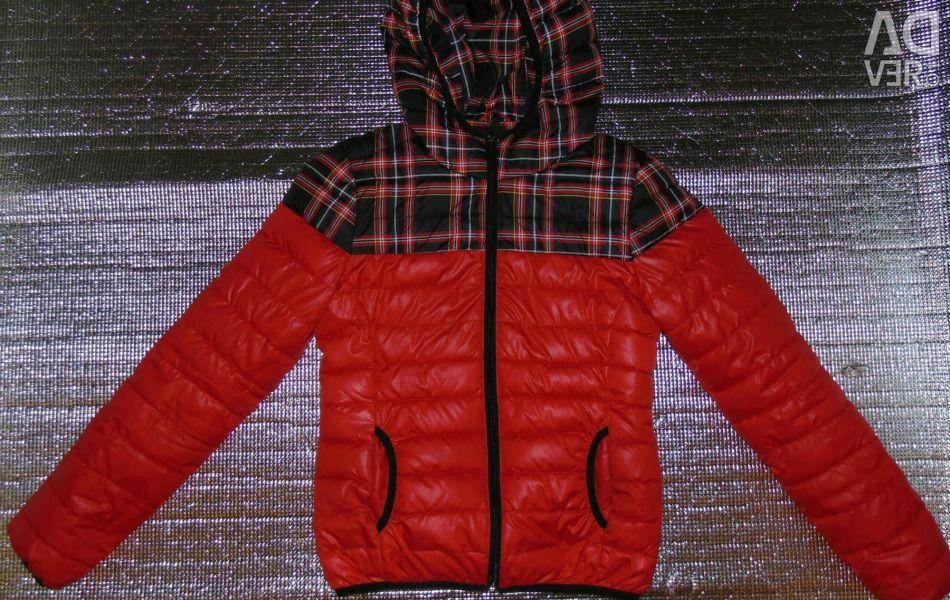 Куртка демісезонна S