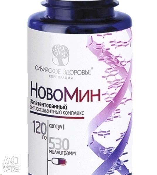 Антиоксидантний комплекс - Новомін