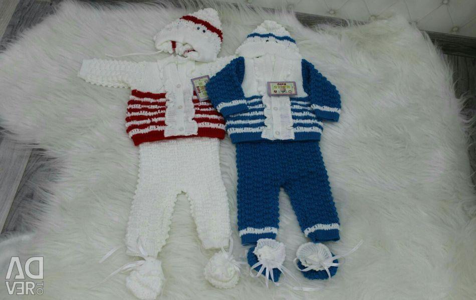 Κοστούμια για νεογέννητα