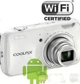 Noul Wi-Fi, GPS, Camera Nicon Coolpix S810