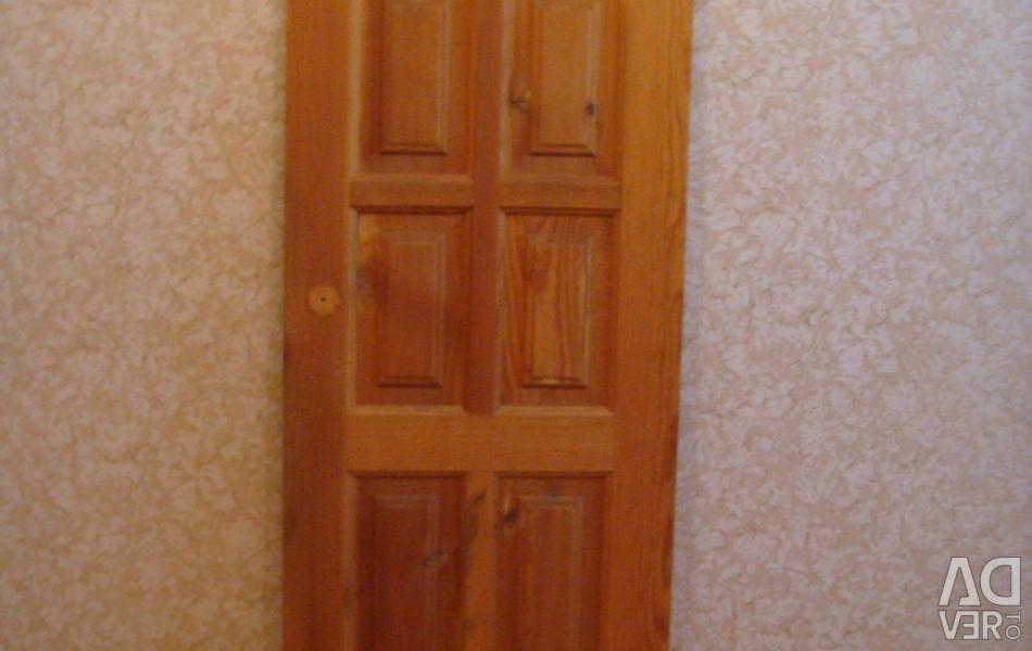 Door interroom 60Х200 (pine)