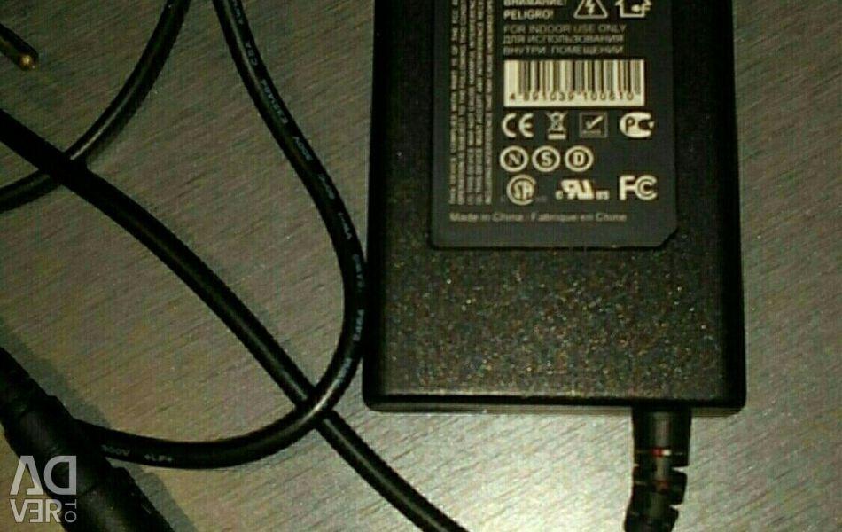 Dizüstü bilgisayar güç adaptörü yeni