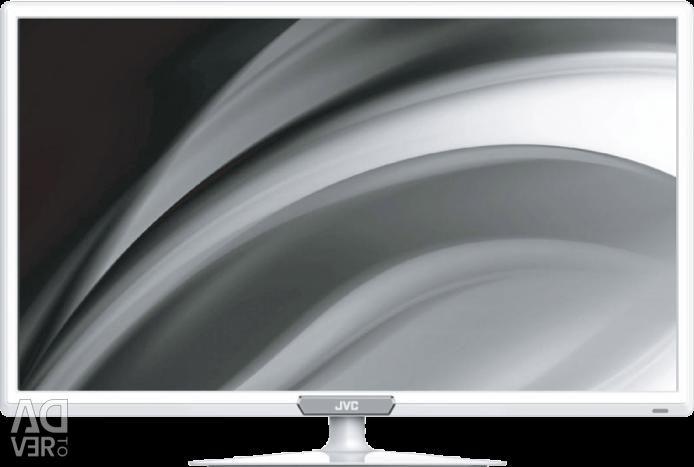 TV JVC LT-22M445W white