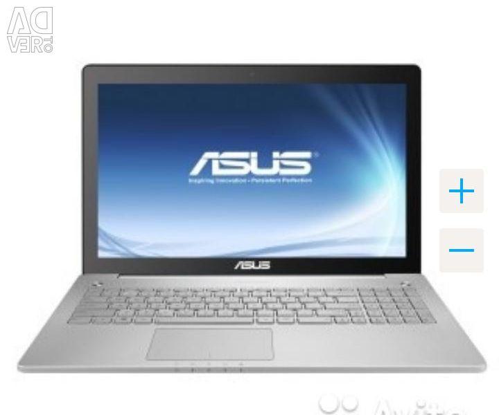 Υψηλής απόδοσης Asus i7 με FHD IPS 4 + 4video