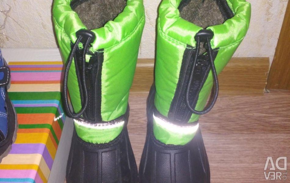 New boots (demi) 27
