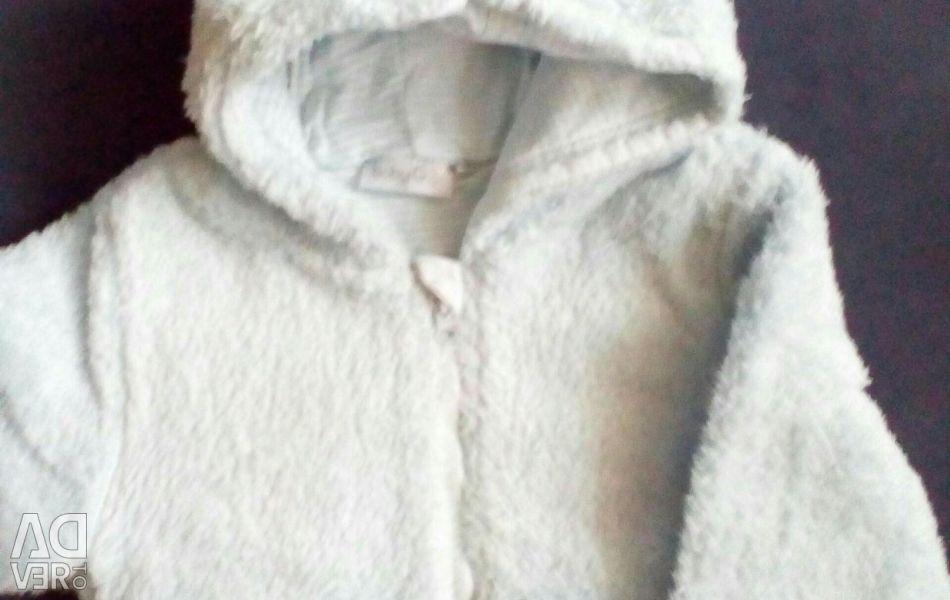 Jacheta este caldă
