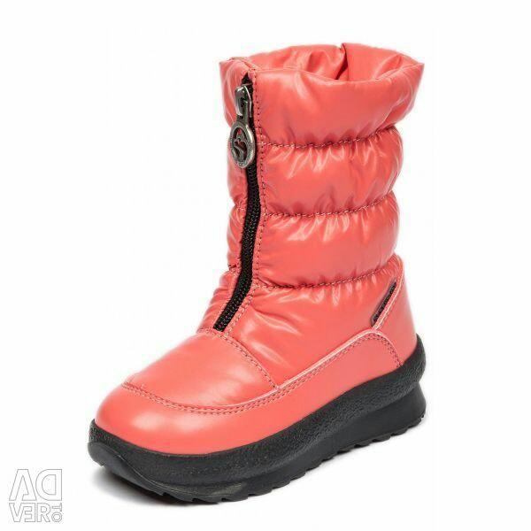 Νέες μπότες Alaska Original-28 σ