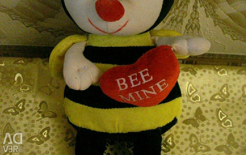 Φωτεινή μέλισσα.