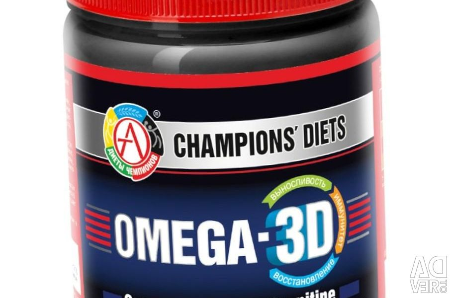 Omega-3 (Omega-3D) Academy-T 90 capsules