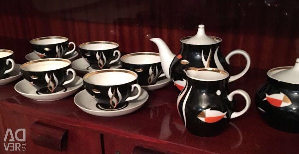 Tea service LFZ