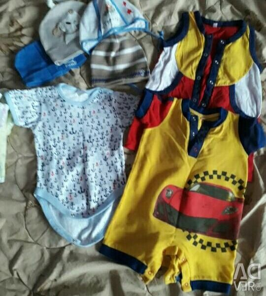 Summer costumes for boys