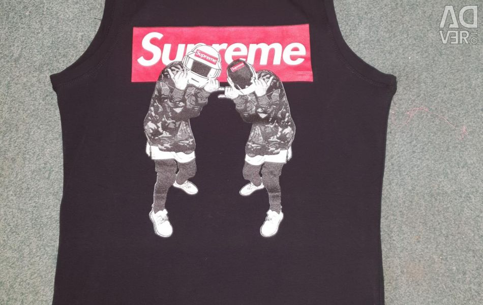 T-shirt, Supreme New T-shirt