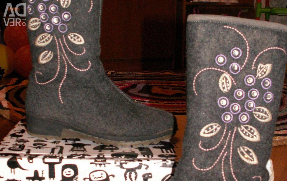 Cizme de iarnă, cizme