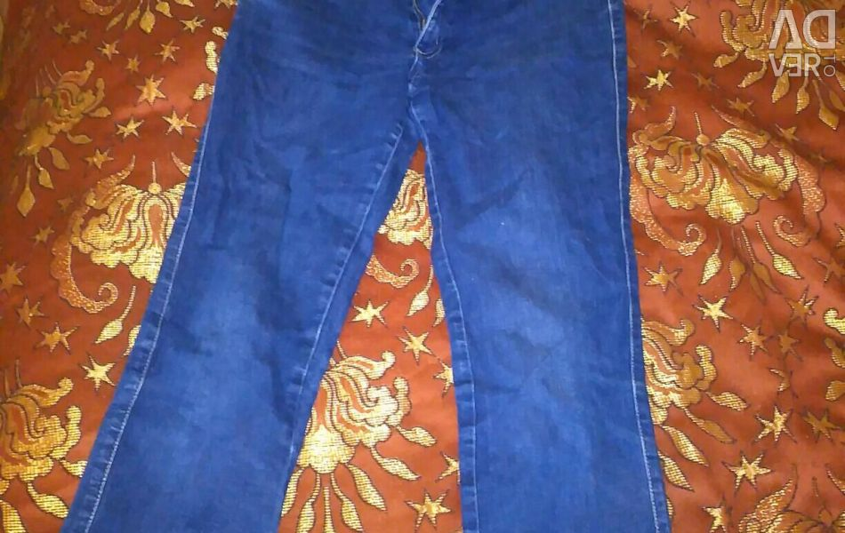 Jeans for women classic 44 size