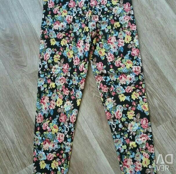 Bamboo pants new