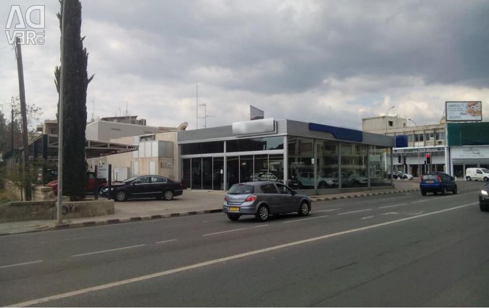 Commercial Building/Showroom, Limassol