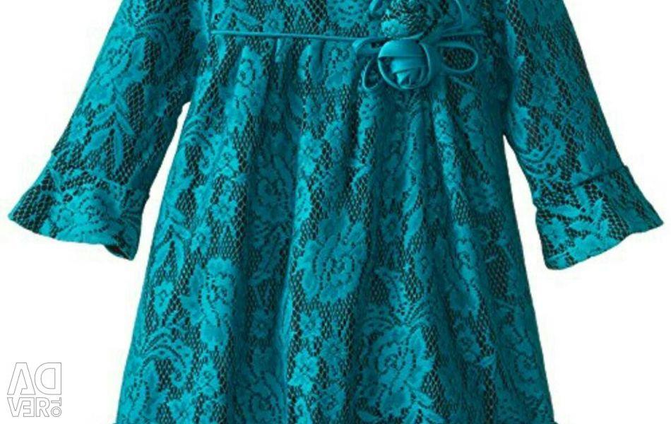 New elegant dress Bonnie Jean size 2t