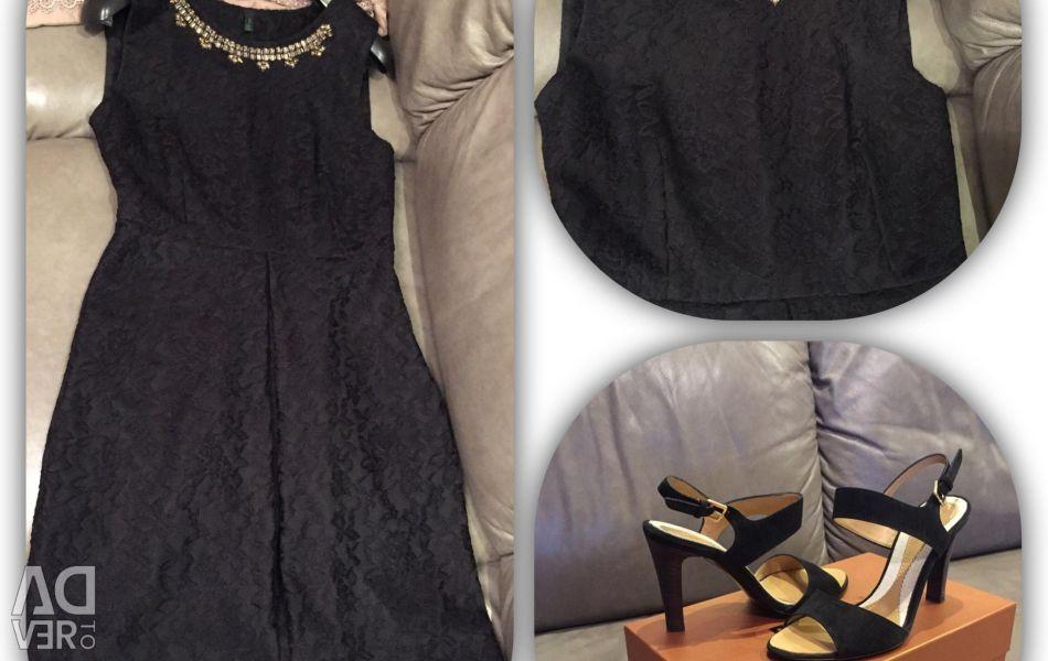 O nouă rochie și sandale pentru el