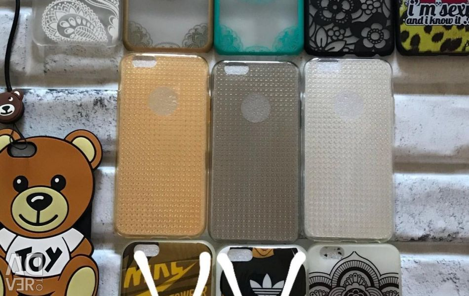 Cases for iPhone 6,6s