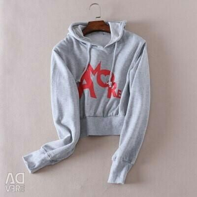 New women's sweatshirt 44-46 size